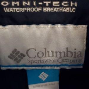 Columbia women's tech shell